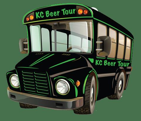 KC Beer Tour Bus
