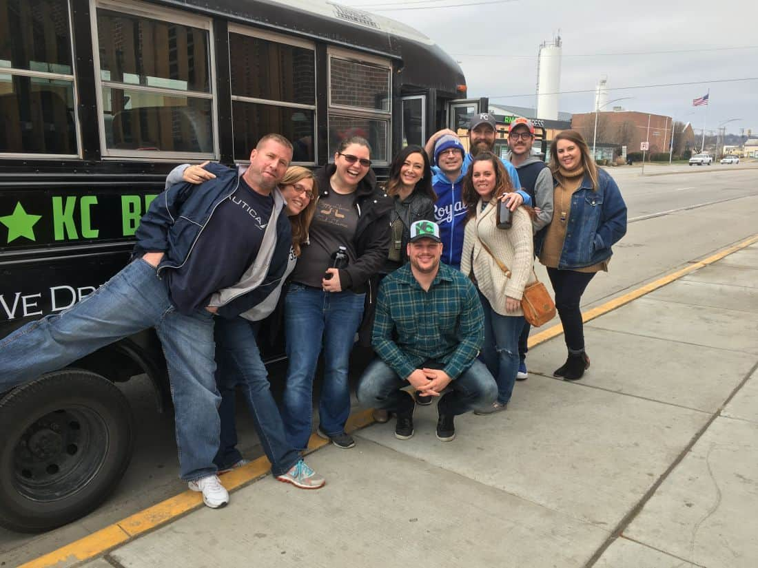 KC Beer Tour stop